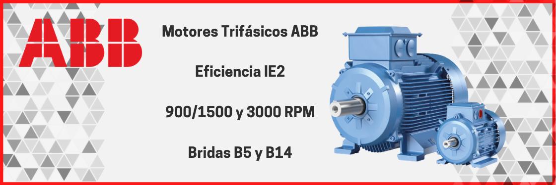 Motores Trifasicos ABB